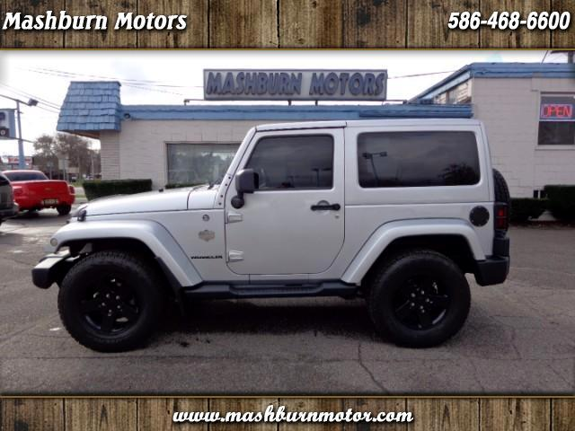 2012 Jeep Wrangler Arctic Edition 4WD