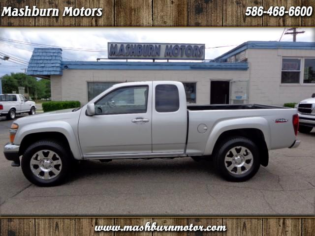 2012 GMC Canyon SLE Ext. Cab 4WD