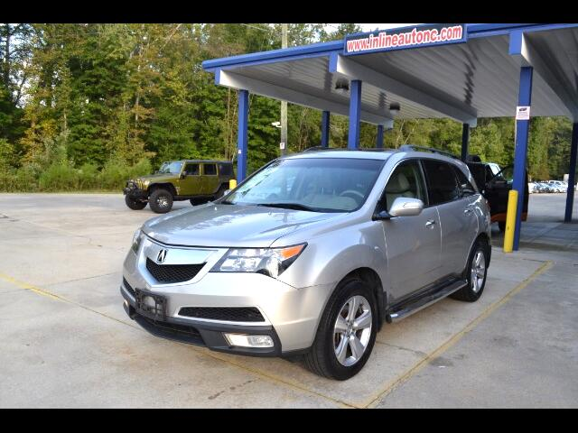 2010 Acura MDX AUTOMATIC
