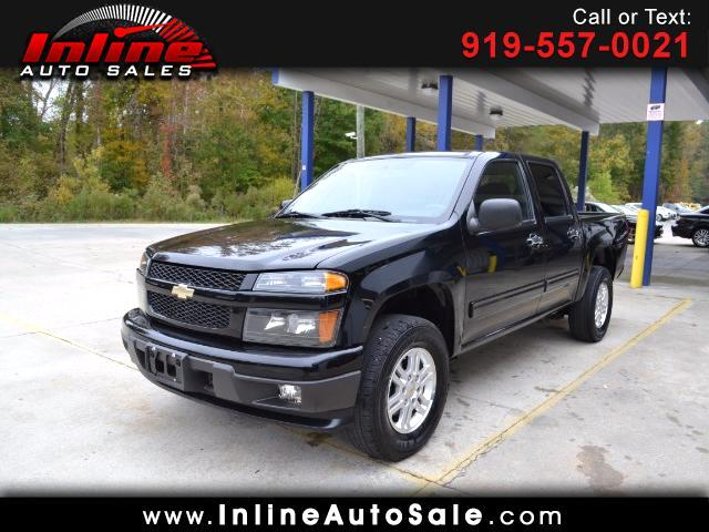 2010 Chevrolet Colorado 1LT Crew Cab 4WD