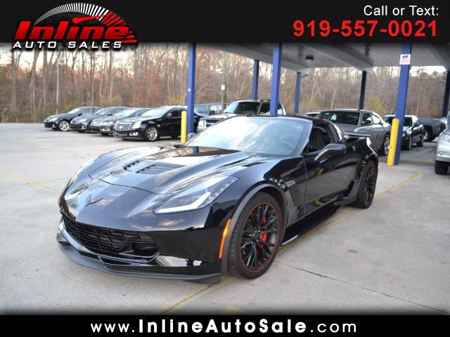 2017 Chevrolet Corvette 3LZ Z06 Coupe