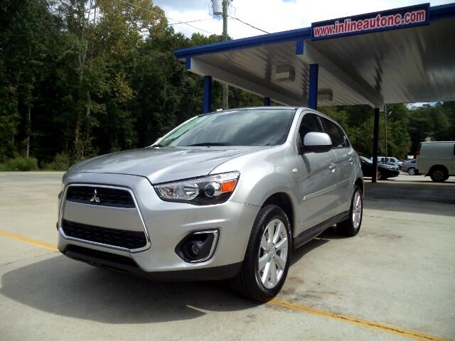 used 2015 mitsubishi outlander sport es 2wd 5m for sale in raleigh nc 27610 inline auto sale nc. Black Bedroom Furniture Sets. Home Design Ideas