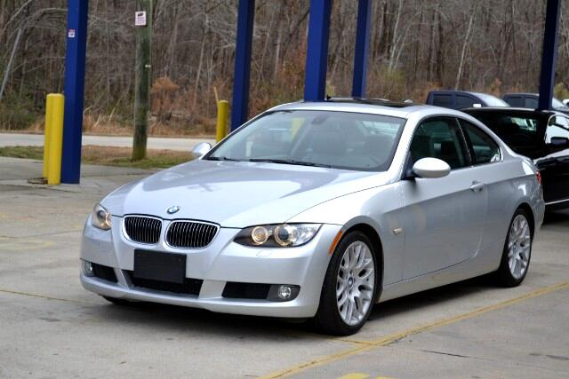 2007 BMW 3-Series 328i Coupe SPORT PACKAGE