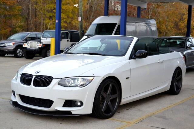2011 BMW 3-Series 335iS Convertible - SULEV-IS