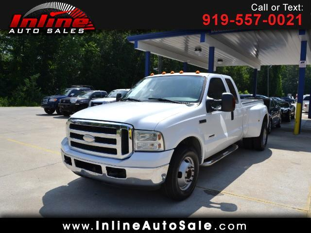 2006 Ford F-350 SD XL SuperCab Long Bed 2WD DRW
