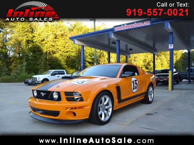 2007 Ford Mustang GT DELUXE COUPE SALEEN