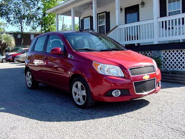 2010 Chevrolet Aveo5 LT