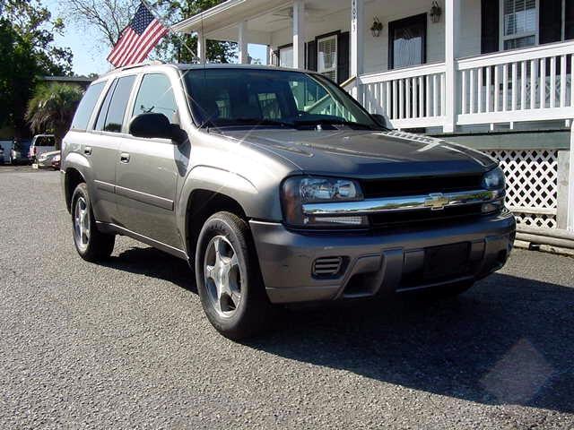 2008 Chevrolet TrailBlazer LT2 2WD
