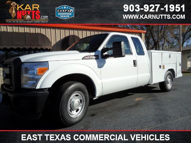 2015 Ford F-250 SD XL SuperCab Long Bed 2WD