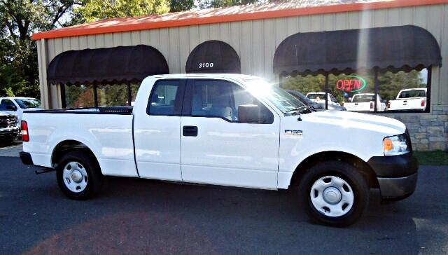 2007 Ford F-150 XLT SuperCab 5.5-ft Box 2WD
