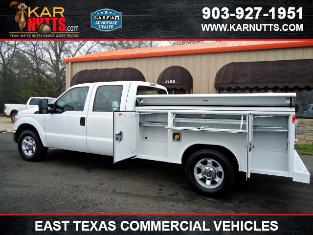2013 Ford F-250 SD XL Crew Cab 2WD