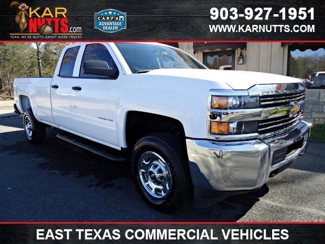 2015 Chevrolet Silverado 2500HD Crew Cab Long Bed 2WD