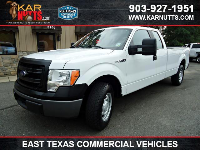 2013 Ford F-150 XL SuperCab Long Bed 2WD