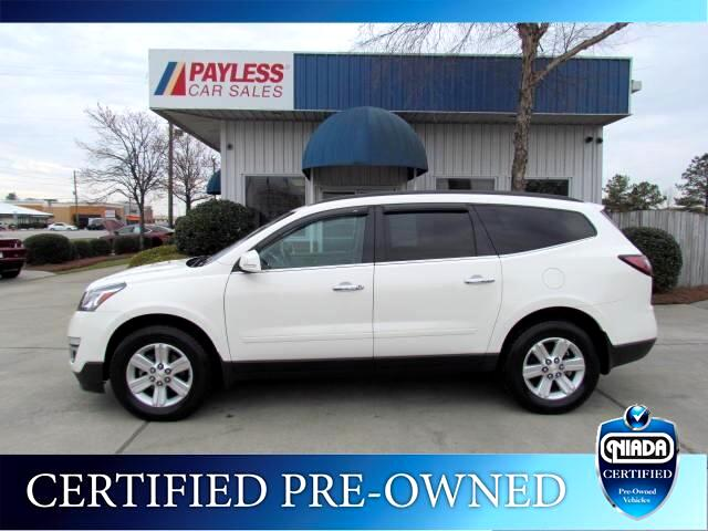 2013 Chevrolet Traverse 2LT FWD