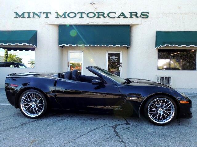 2013 Chevrolet Corvette 427 Premium