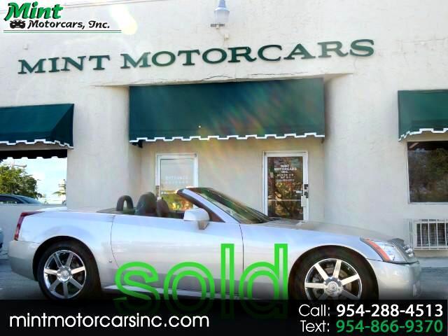 2008 Cadillac XLR Base