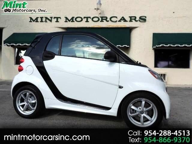 2015 smart Fortwo passion coupe