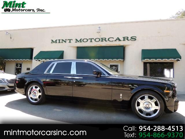 2005 Rolls-Royce Phantom Sedan