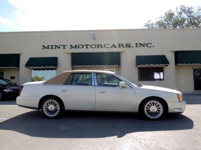 2001 Cadillac DTS Luxury II