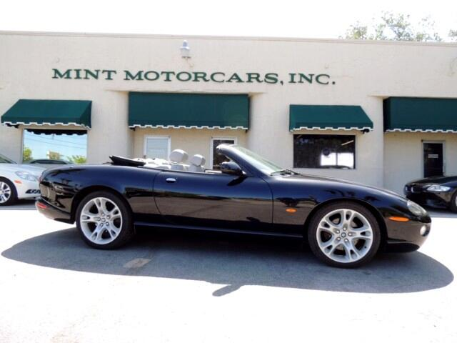 2005 Jaguar XK-Series XK8 Convertible
