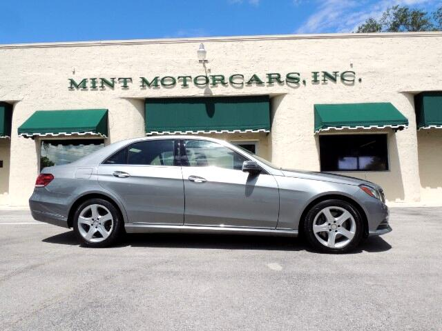 2015 Mercedes-Benz E-Class 4dr Sdn E 350 Luxury RWD