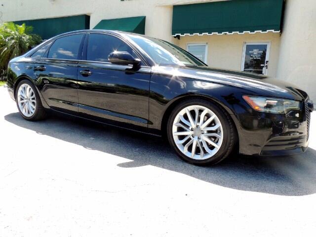 2012 Audi A6 2.0T Premium PLUS