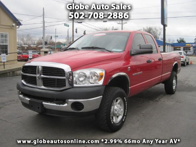 2006 Dodge Ram 2500 Quad Cab Long Bed 4WD