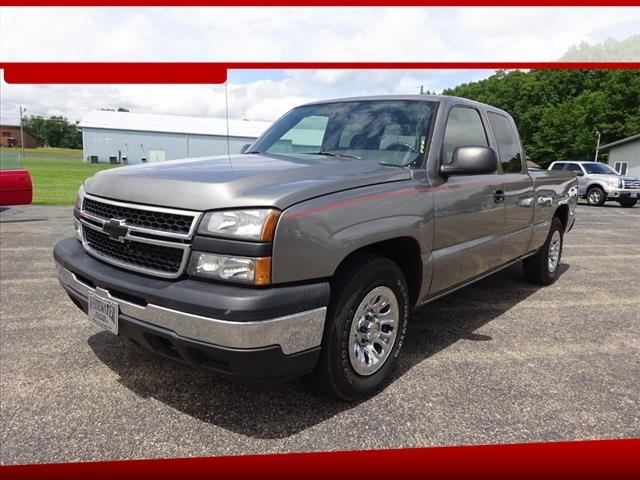 2007 Chevrolet Silverado Classic 1500 Work Truck Ext. Cab 2WD