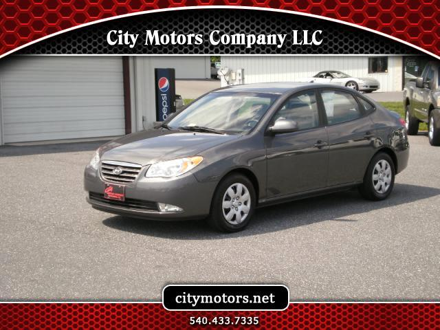 2009 Hyundai Elantra