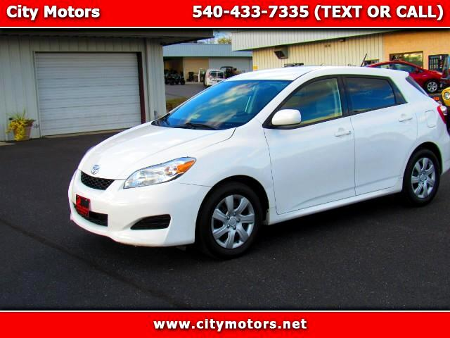 2013 Toyota Matrix S 5-Speed AT