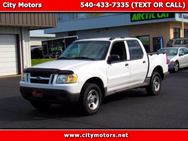 2005 Ford Explorer Sport Trac XLS 4WD