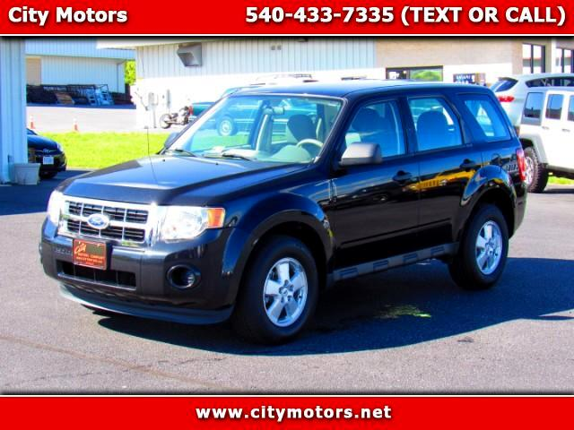 2011 Ford Escape XLS 4WD AT