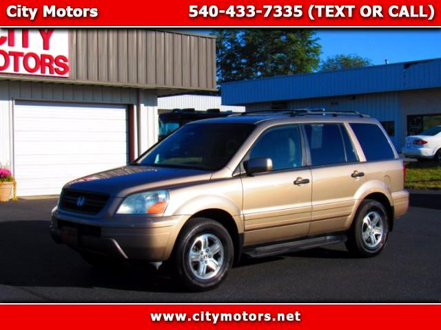 2004 Honda Pilot EX 4WD w/ Leather and DVD