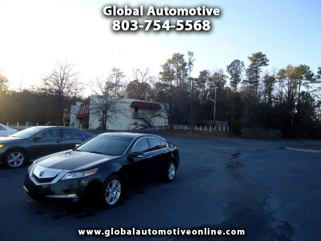 2009 Acura TL TECH PACKAGE AUTOMATIC PADDLE SHIFT OPTION NAVIGATION LEATHER SUNROOF LOADED Ple