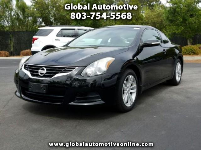 2011 Nissan Altima ONE OWNER SUNROOF BACK UP CAMERA -ABS Brakes Air Conditioning Alloy Wheels AMF