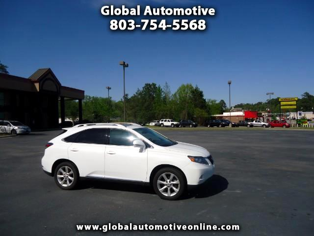 2010 Lexus RX 350 LEATHER SUNROOF BACK UP CAM HEATED AND AC SEATS Please call us at 866-524-3954 t