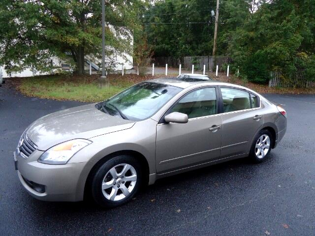 2008 Nissan Altima SUNROOF ALLOY WHEELS NEW TIRESBRAKES ALL THE WAY AROUND FULLY SERVICED AND READ