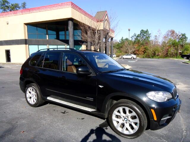 2012 BMW X5 ONE OWNER PREMIUM PACKAGE SPORT PACKAGE PANORAMIC SUNROOF NAVIGATION BACK UP CAMERA RUN