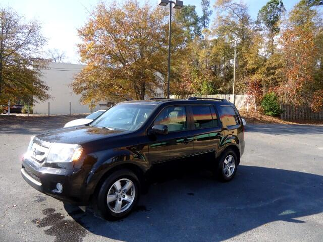 2010 Honda Pilot ONE OWNER BACK UP CAMERA LEATHER SUNROOF THIRD ROW SEAT Please call us at 866-245-