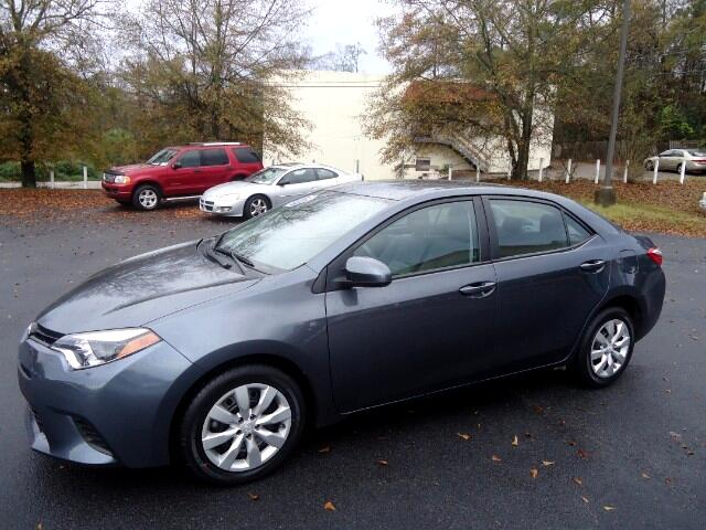 2014 Toyota Corolla ONE OWNER NEW TIRES KEYLESS ENTRY CRUISE Please call us at 866-245-2383 to arra