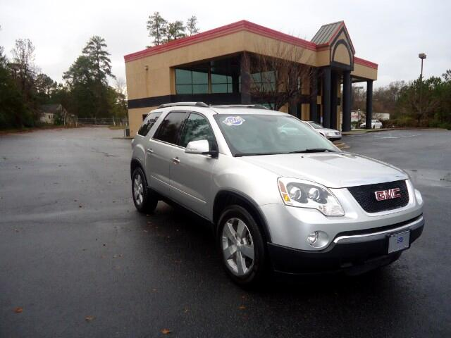 2012 GMC Acadia ONE OWNER LEATHER SUNROOF BACK UP CAMERA THIRD ROW SEAT LOCAL VEHICLE EXTRA CLEAN