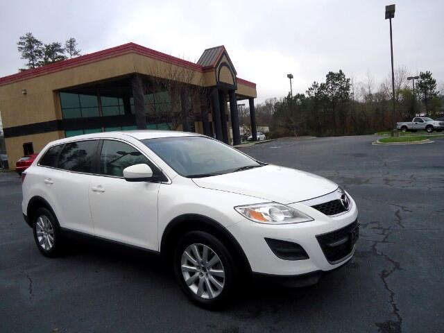 2010 Mazda CX-9 THIRD ROW SEAT ALL WHEEL DRIVE LOW MILES  Please call us at 866-245-2383 to