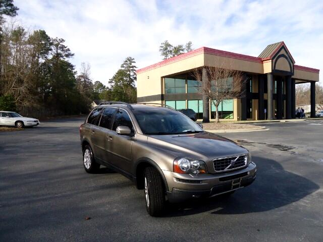 2009 Volvo XC90 LEATHER SUNROOF THIRD ROW SEAT REAR TVDVD WITH 2 HEAD PHONES HEATED SEATS REAR AIR