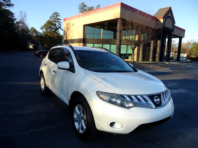 2009 Nissan Murano Please call us at 866-245-2383 to arrange a test drive or visit our website www