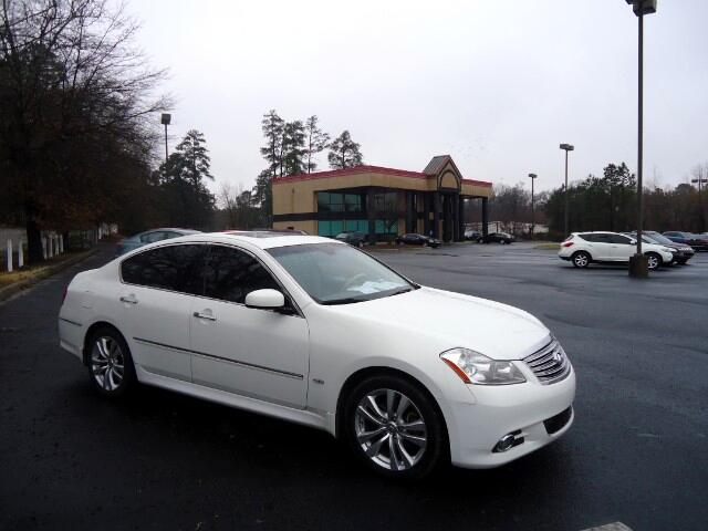 2008 Infiniti M PEARL WHITE NAVIGATION BACK UP CAMERA SPORT LOADED Please call us at 866-245-238