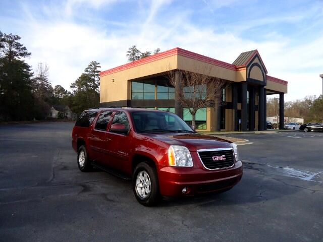 2008 GMC Yukon XL ONE OWNER LEATHER SUNROOF NAVIGATION BACK UP CAMERA REAR TVDVD RUNNING BOARDS TH