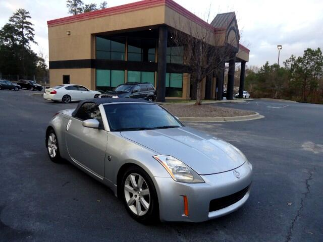 2005 Nissan 350Z TOP IS LIKE NEW EXCELLENT CONDITION AUTOMATIC LEATHER LOADED  Please c