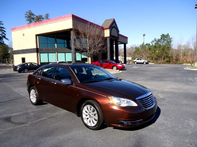 2013 Chrysler 200 LEATHER HEATED SEATS ALLOY WHEELS  Please call us at 866-245-2383 to arrang