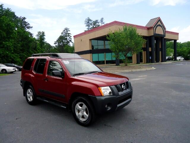2007 Nissan Xterra ONE OWNER 4X4 NEW TRANSMISSION WITH 12 MONTH 12OOO MILE WARRANTY THRU NISSAN Roc