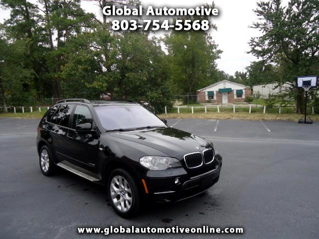 2012 BMW X5 ONE OWNER SPORT PACKAGE RUNNING BOARDS LEATHER PANO SUNROOF NAVIGATION BACK UP CAMERA R